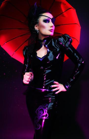 London Feb 22, 2010 (c) Peccatus Latex Couture