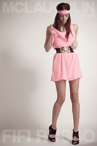 Female model photo shoot of FIFI R