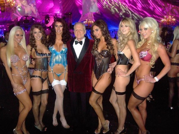 Playboy Mansion Feb 22, 2010 P.E.I. New Years at the Playboy Mansion
