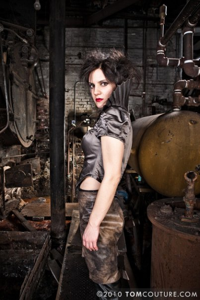 boiler room  Feb 23, 2010 Elena Sanders steampunk collection