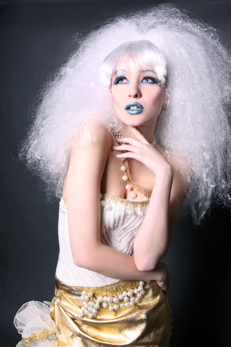 Charlotte, NC Feb 23, 2010 YM DEZIGN STUDIOS ANGEL FASHIONISTA: MUA: LADIEKADIVA.com HAIR/STYLING: Samantha Huntley   Model: CORA