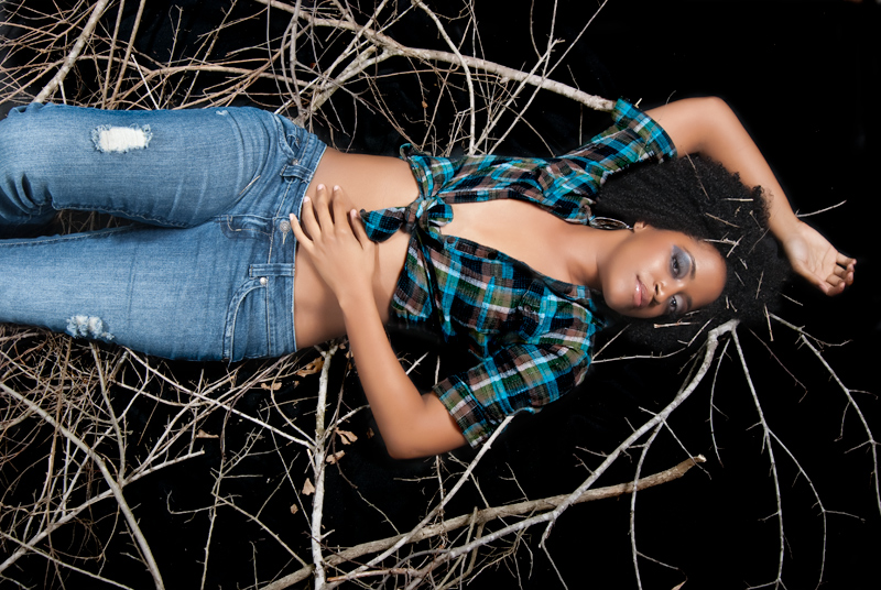 Female model photo shoot of Khadija