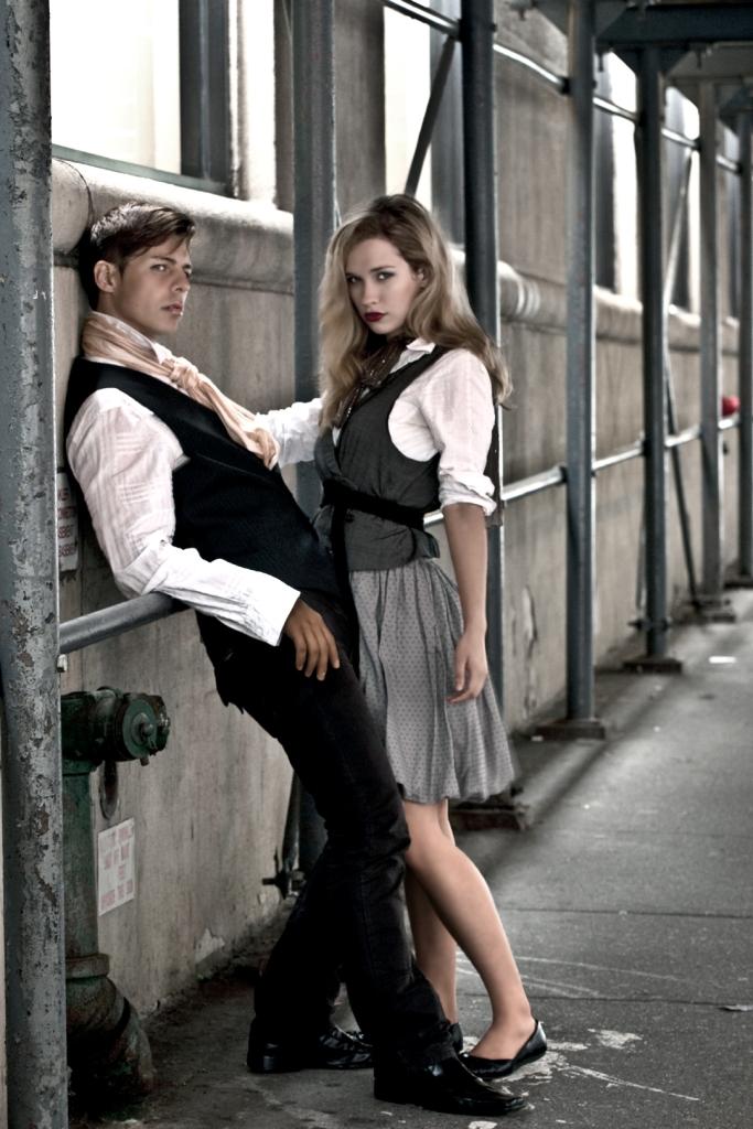 NYC Feb 24, 2010 Actor4Hire Photography Boris and Hanna