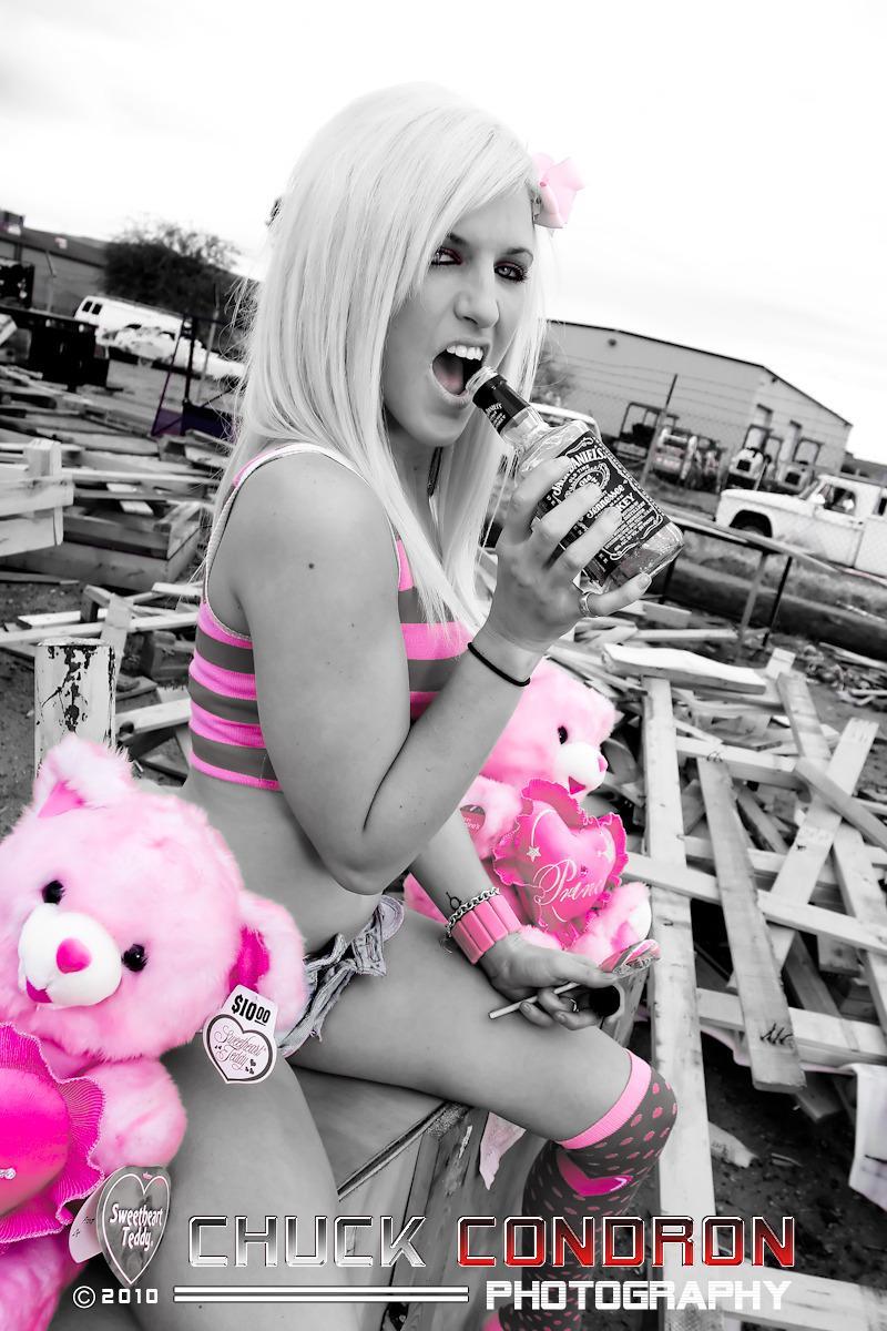 Female model photo shoot of Kirsten R Rowley  in Phoenix