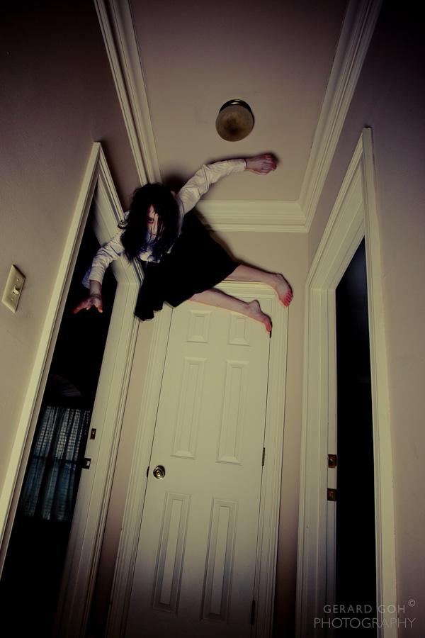 Dallas, TX Feb 24, 2010 Gerard Goh Its a lot scarier at night...