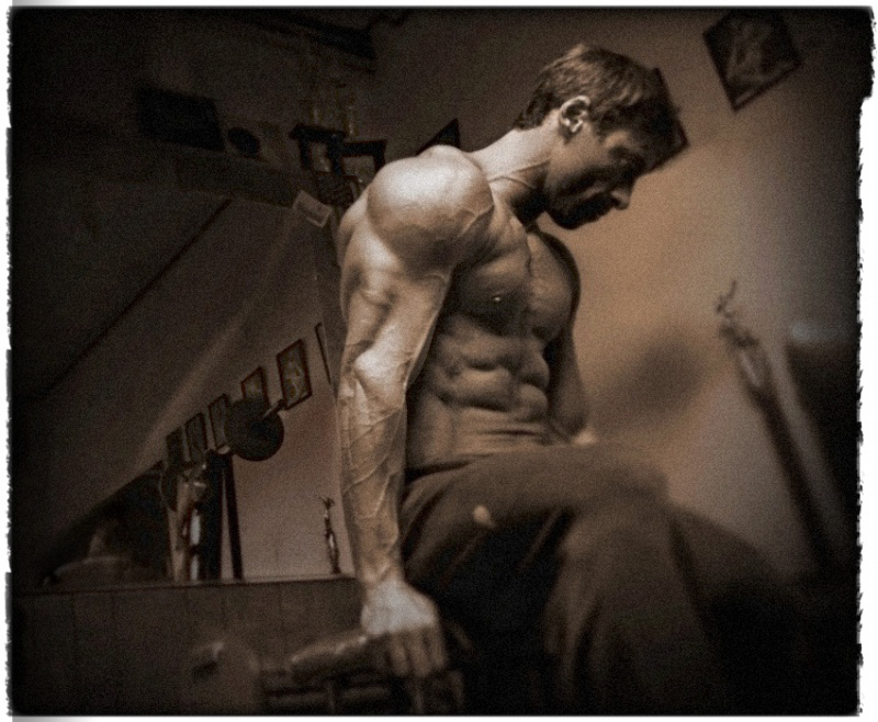 Male model photo shoot of Steven Herman in Brian Moss Studio