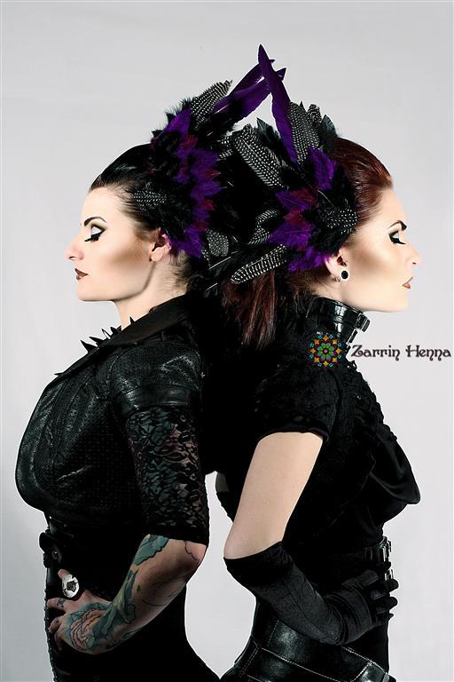 Female model photo shoot of Myth Photography, Kari G and Chrissy inky, wardrobe styled by love lee loo
