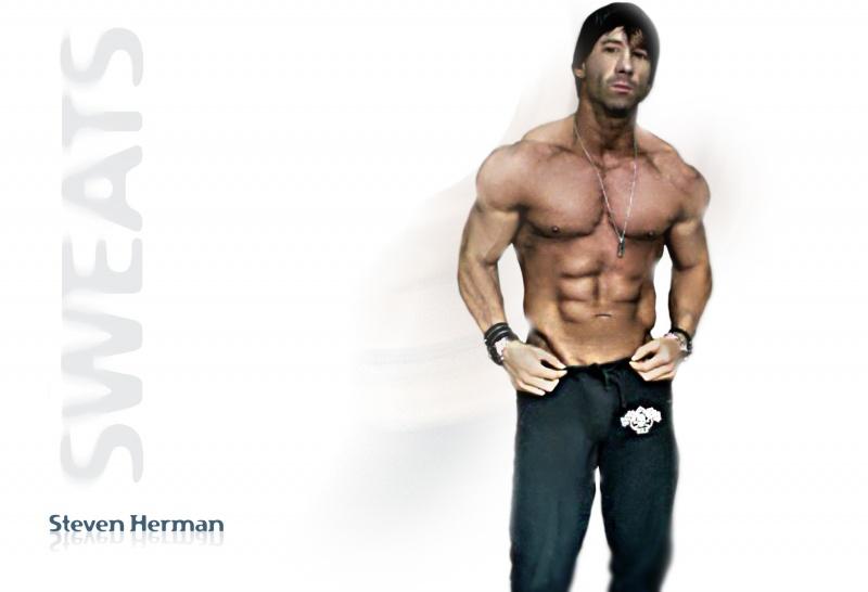 Male model photo shoot of Steven Herman in TC Studios
