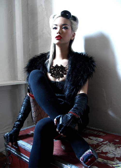NYC Feb 25, 2010 Styling: Me For Miss-x.net and destrox.com