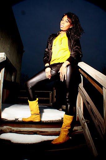 Female model photo shoot of Shannon~