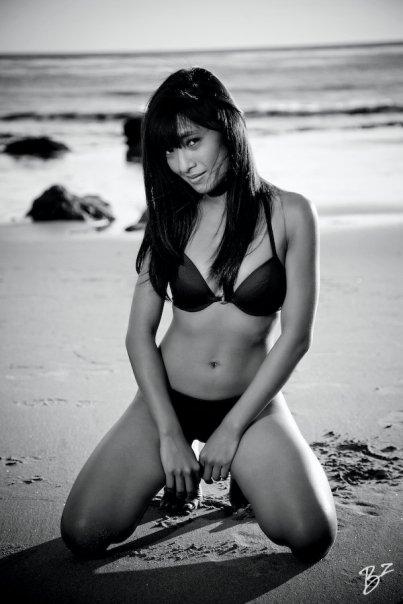 Female model photo shoot of Didi Tospon in Malibu