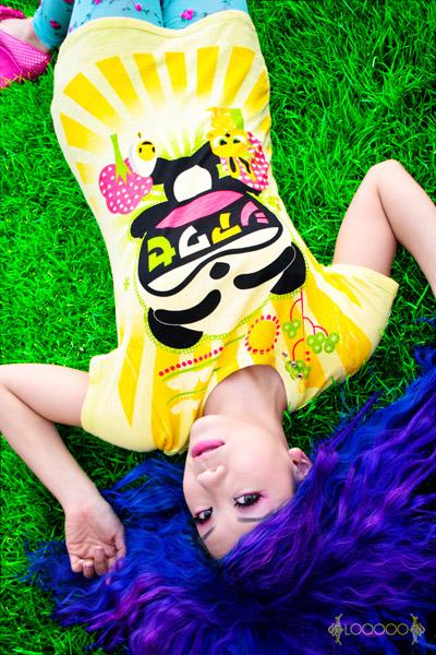 Feb 28, 2010 Irene Yuen Public Zoo Fall 2010 || MUA/Hair/Wardrobe/Model: Stephiee (not on MM)