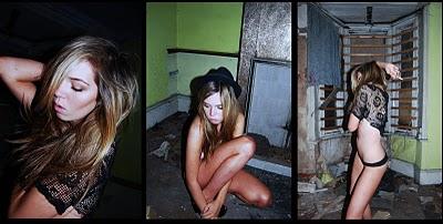 Female model photo shoot of Sammy Karpf