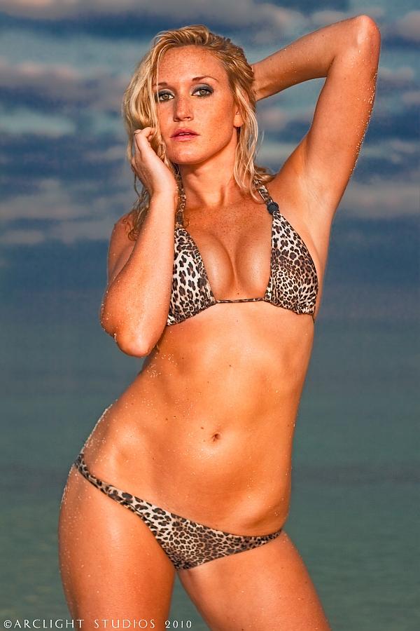 Female model photo shoot of The Kate Knight by Photographer Simon Mott in Nassau, Bahamas