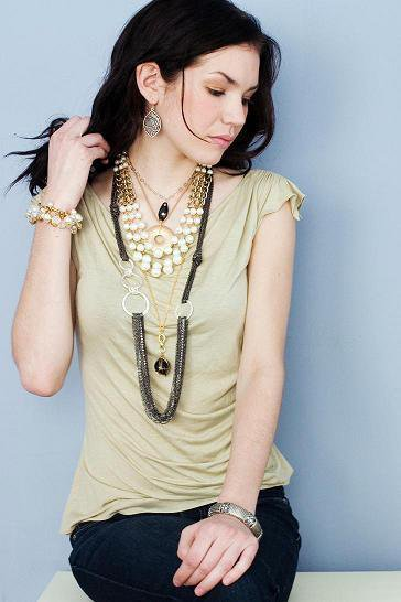 los angeles Mar 01, 2010 model Alexandra for I Love Bracelets catalog shoot. photo: Marianne Williams