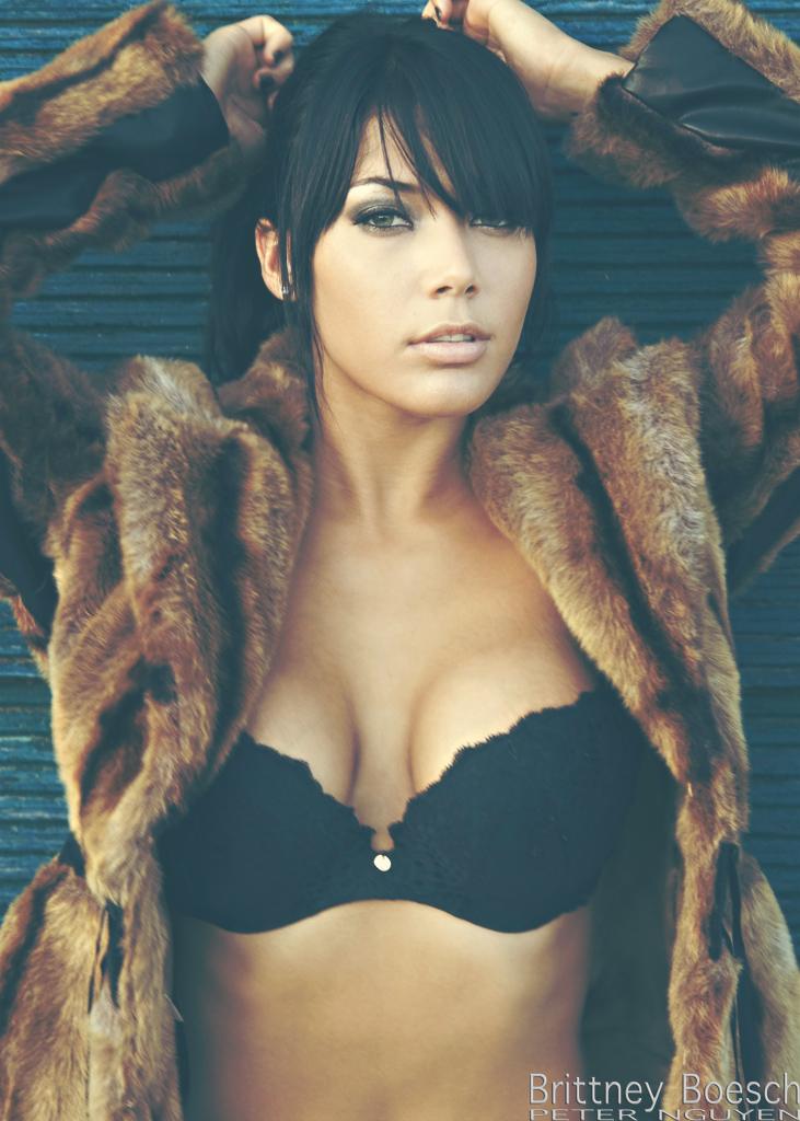 Female model photo shoot of Brittney Marie Boesch