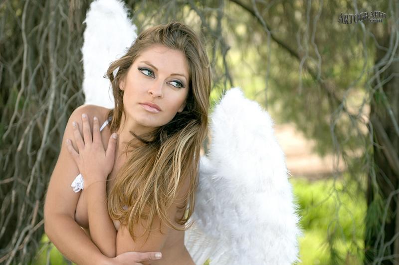 Temecula Mar 02, 2010 ARTOGRAPHI Heavenly Angel!!!