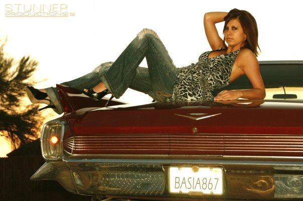 Female model photo shoot of Basia by Stunner Productions