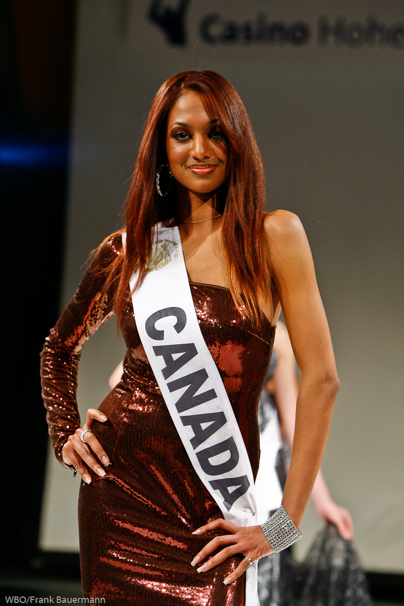 Germany Mar 03, 2010 Top Model of the world 2010