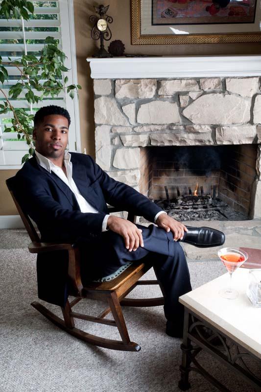 Male model photo shoot of Stephen Lamar by Rusty Sterling in San jose ca