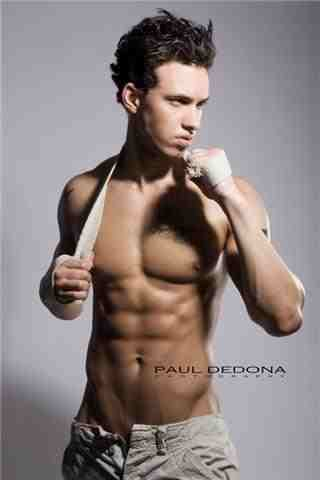 Male model photo shoot of Davey H by Pdd