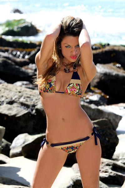 Female model photo shoot of M I R A C L E S by William Jay in Laguna Beach, CA