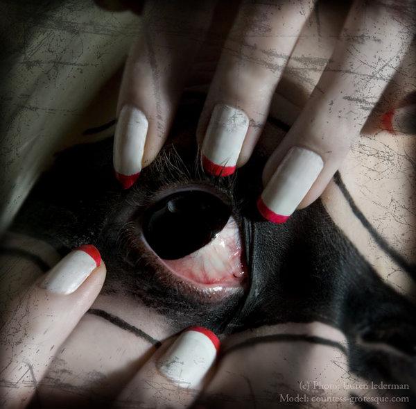 Mar 07, 2010 Eye will make you spy. Photo by Lauren Ledderman. Model, make-up- me