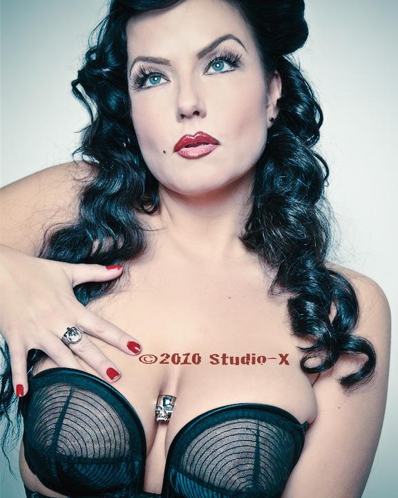 Detroit Mar 07, 2010 Studio-X 2010 JJ Plush for Atelier Gothique Jewelry