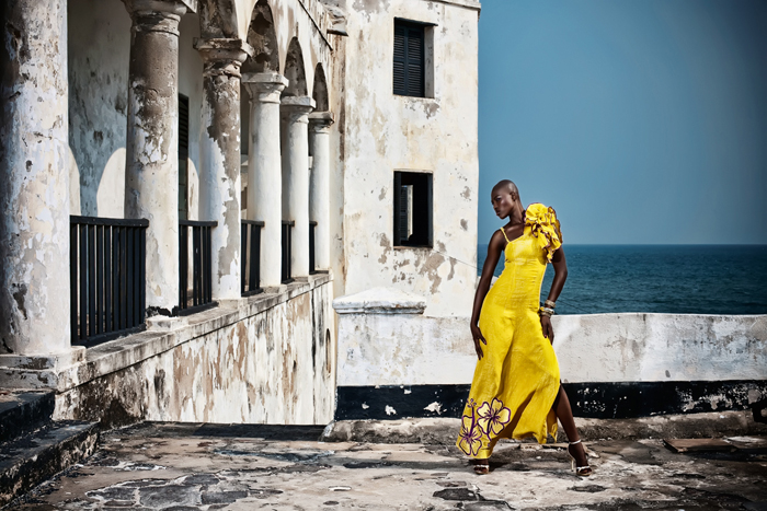 Elmina Castle, Ghana Mar 07, 2010 Dean Zulich photography Felivian