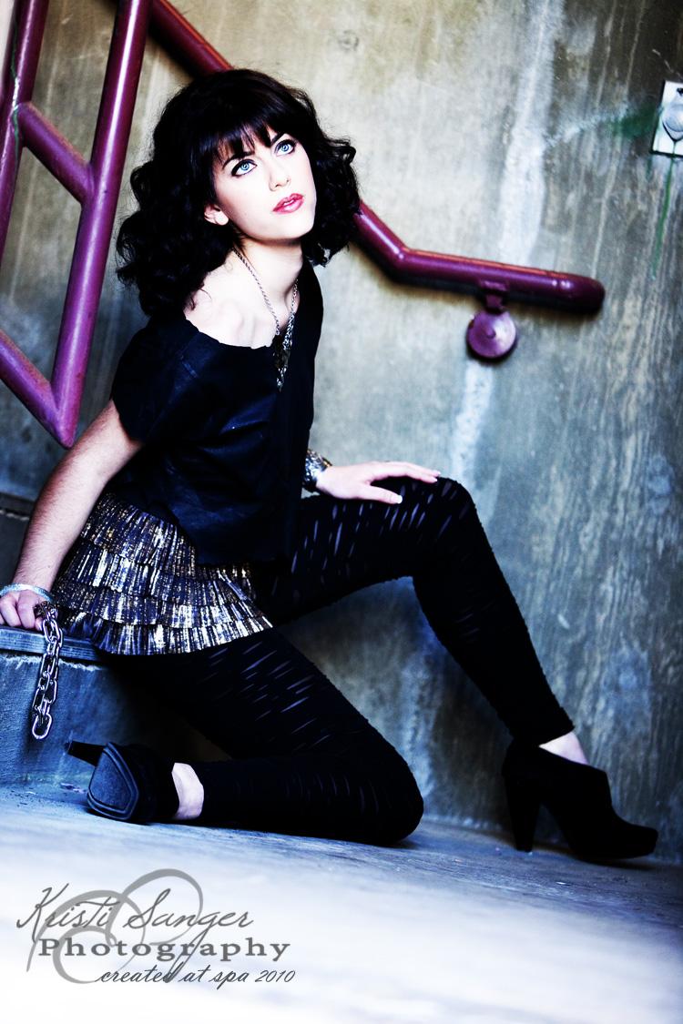 Female model photo shoot of Kristi Sanger in San Diego CA