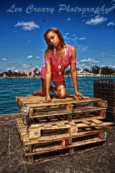 Female model photo shoot of Splexytesha