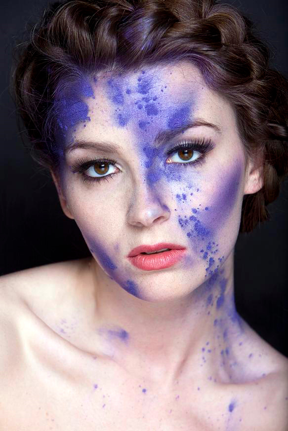 Female model photo shoot of Aimee Jadore and niw by Tom Boehme
