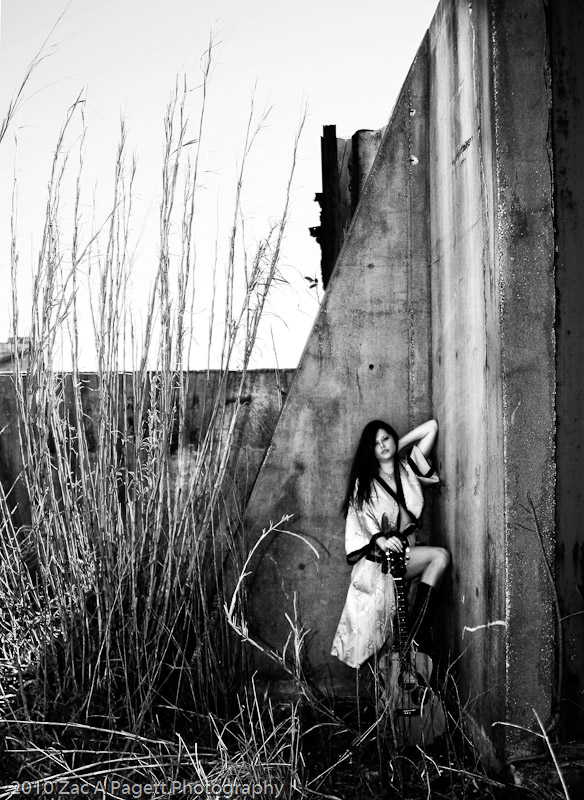 Mar 08, 2010 2010 Zac A Pagett Photography On location with Jena