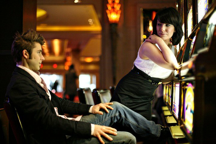 Male model photo shoot of Bryan Luksus in MGM Grand Casino, Las Vegas, NV