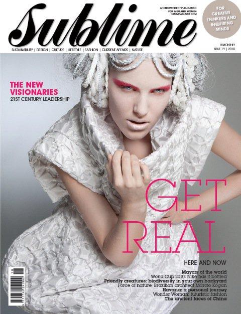Mar 11, 2010 Rebecca Litchfield 2010 SUBLIME COVER 2010 Issue 19