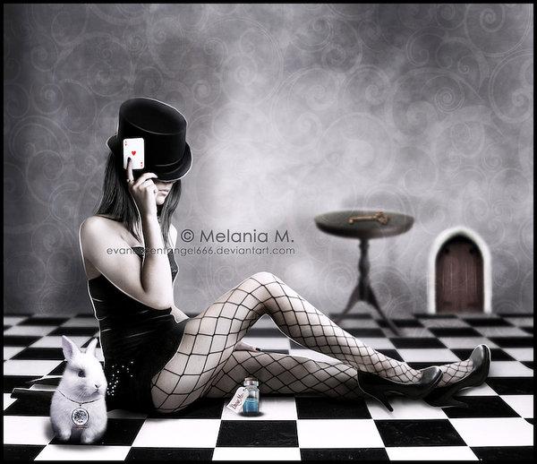 http://evanescentangel666.deviantart.com/art/Almost-Alice-156991001 Mar 12, 2010 © Melania M. 2008-2010 Almost Alice