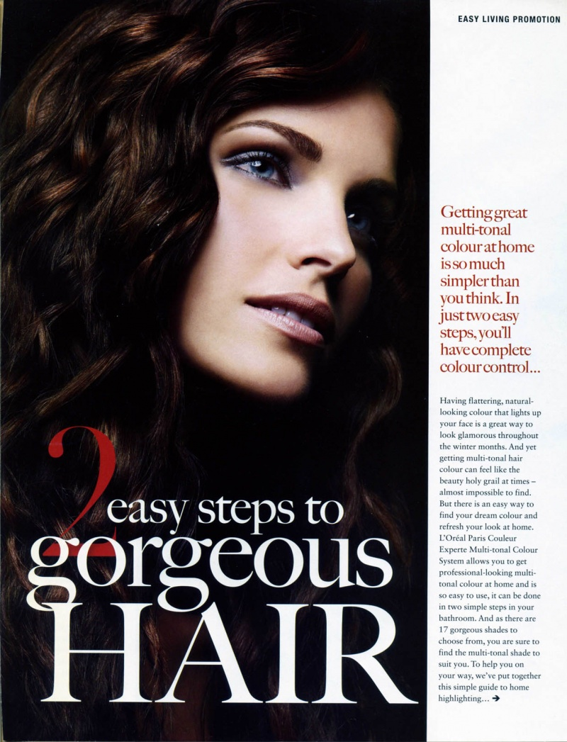 London Mar 13, 2010 Easy Living Mag