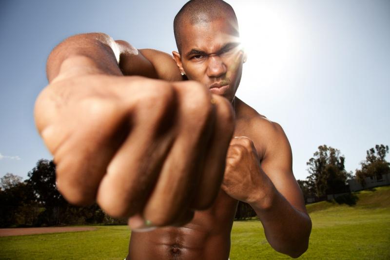 Male model photo shoot of Daniel Arevalo
