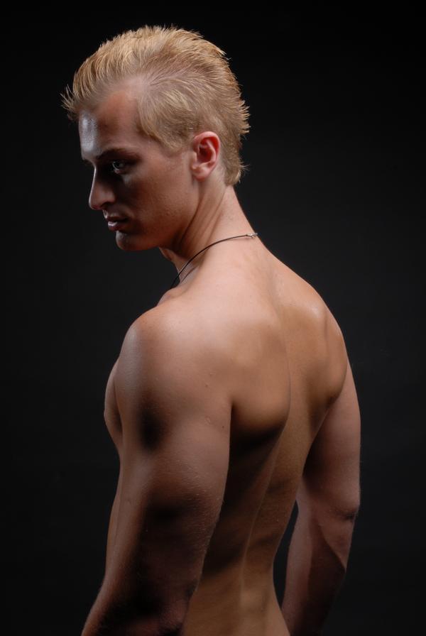 Male model photo shoot of Matt McClure in Los Angeles