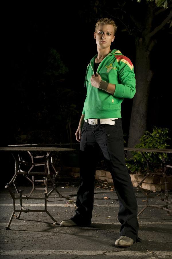 Male model photo shoot of Matt McClure by Darren Campbell in Los Angeles