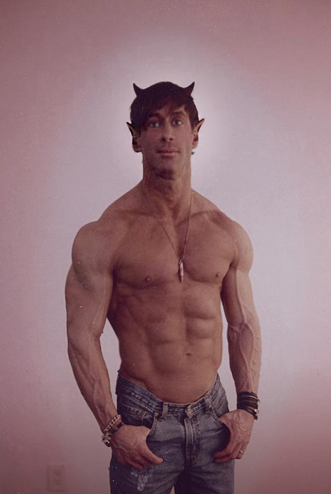 Male model photo shoot of Steven Herman in E.G. Studios