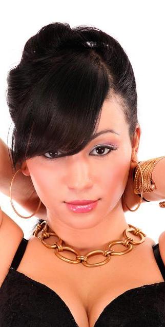 Female model photo shoot of Soukaina Jhynene  by Kittrell Photography
