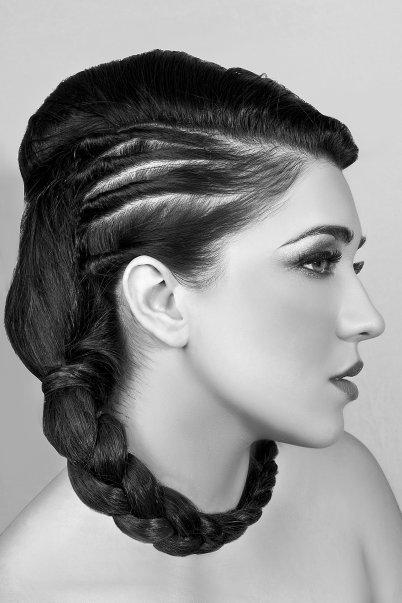 Female model photo shoot of Ash-Kaur