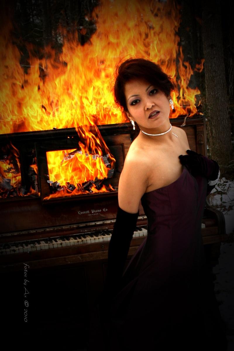 Mar 18, 2010 Zoot Media Productions burning piano