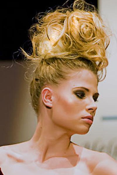 Birmingham Fashion Show Mar 18, 2010 Amy Leigh Crank