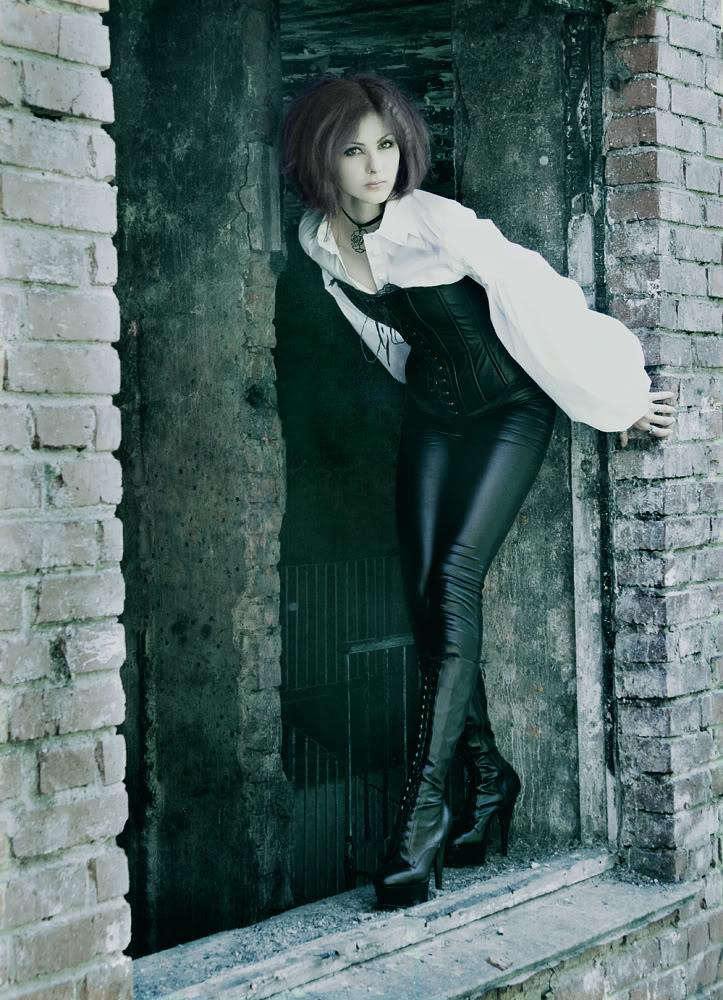 Female model photo shoot of Riladel