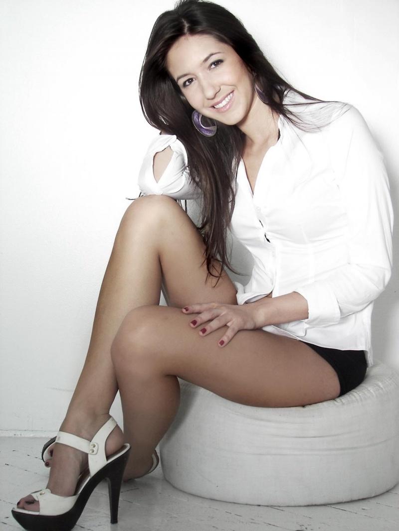 Female model photo shoot of A N Y A