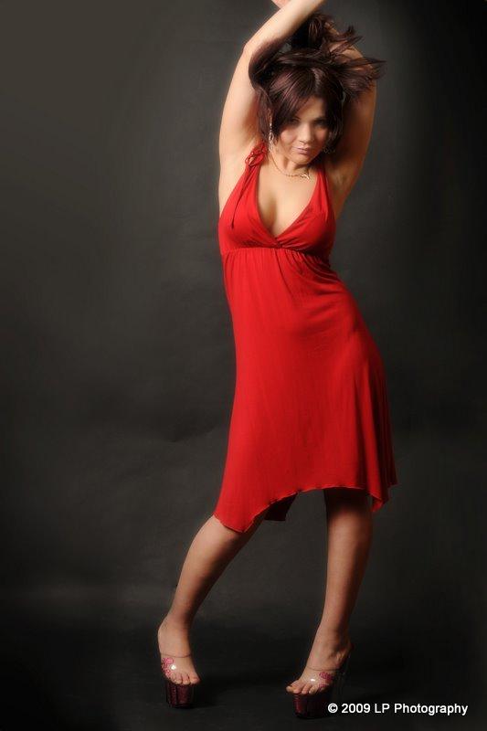 Kinghiway studio Mar 22, 2010 red dress
