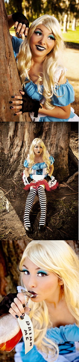 Mar 25, 2010 Alice in Wonderland - brittany acebal