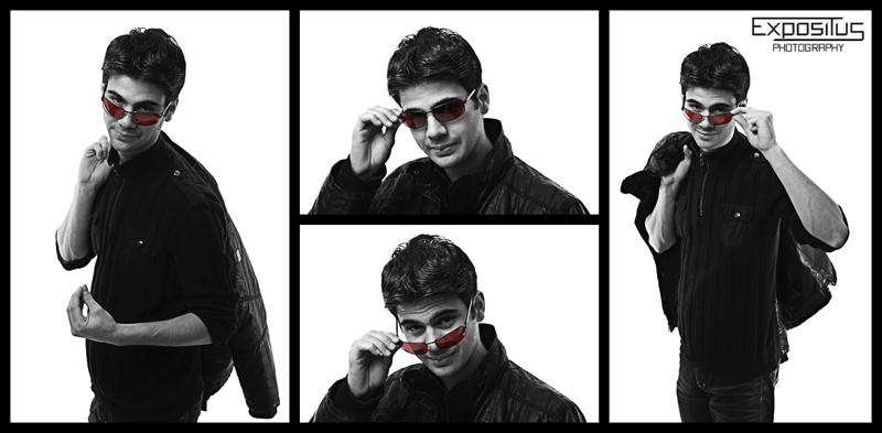 Male model photo shoot of Expositus in Studio